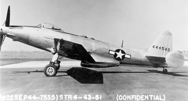 Fisher P-75A 44-44549