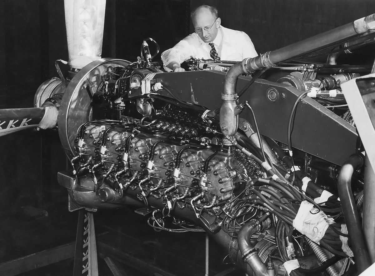 Aircraft Engines | Old Machine Press