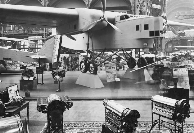 Farman 18T Paris Air Show 1932