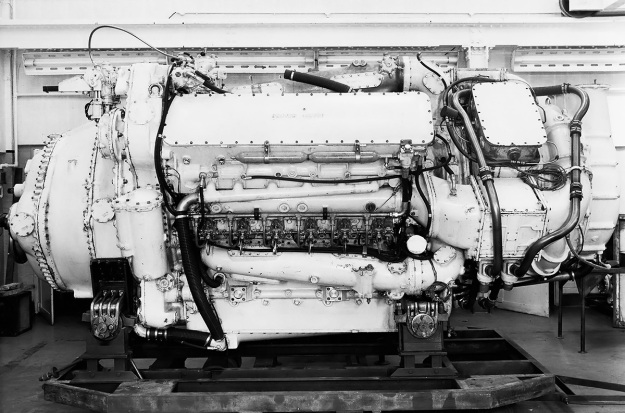 Napier-Deltic-CT18-42K-Charge-Cooled-engine
