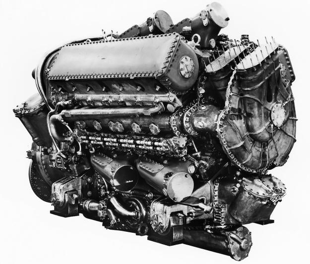 Napier-Deltic-D18-E130-Prototype