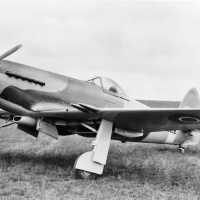 Supermarine Spiteful and Seafang Fighters