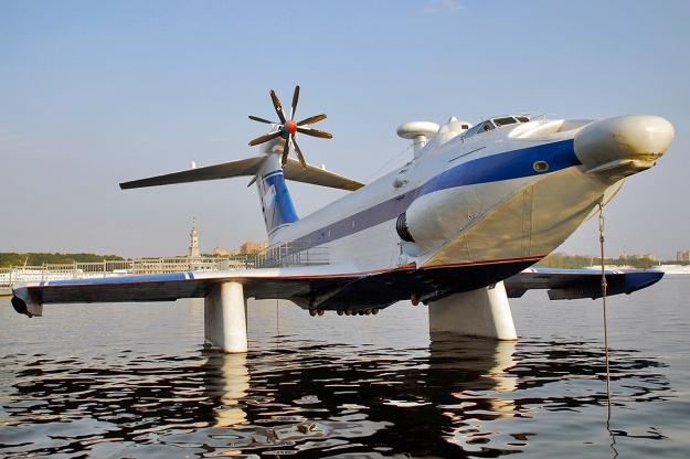 Alexeyev A-90 Orlyonok 2008