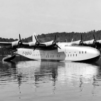 Latécoère 631 Flying Boat Airliner