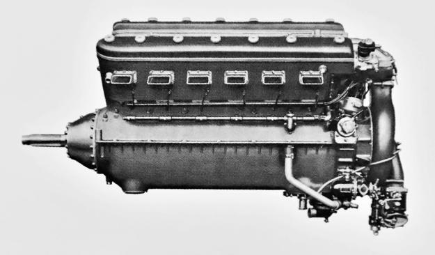 Lorraine 18G supercharged