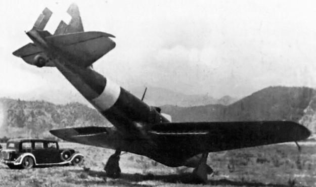 Piaggio P119 noseover
