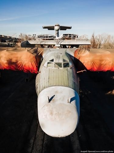 Spasatel Ekranoplan Volga Andrey Orekhov
