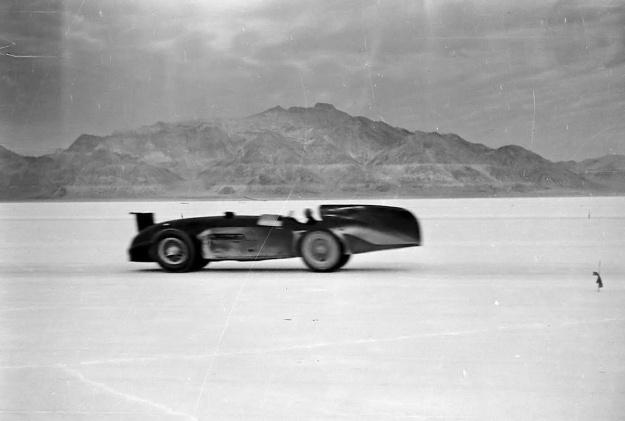 Speed of the Wind 1937 Eyston