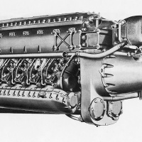 Continental XI-1430 Aircraft Engine