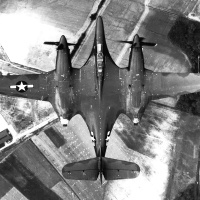 McDonnell Aircraft Corporation XP-67 Fighter