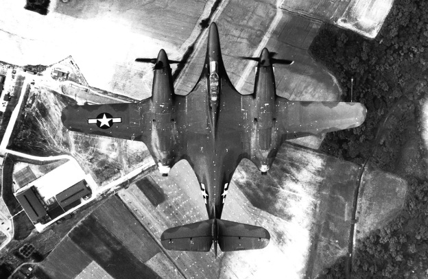 McDonnell-XP-67-top