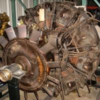 Mitsubishi [Ha-43] (A20 / Ha-211 / MK9) Aircraft Engine