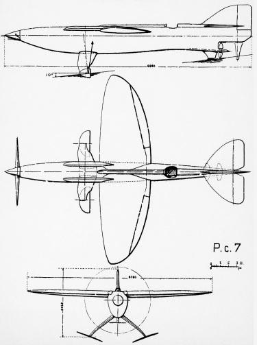 Pegna-Pc-7-Drawing