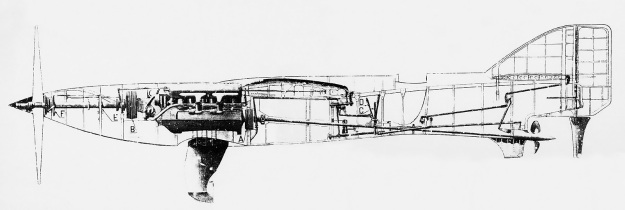 Piaggio-Penga-Pc-7-drawing