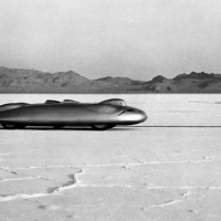 Cobb Railton Land Speed Record Car