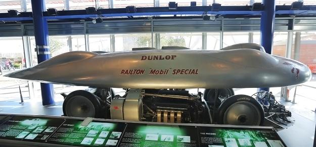 Railton-museum