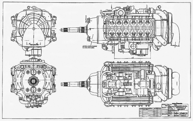 Napier-Sabre-E122