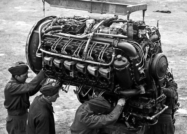 Napier-Sabre-IIB-Service-Typhoon-IB