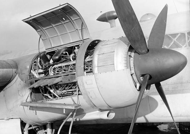 Napier-Sabre-VI-Vickers-Warwick-CIII