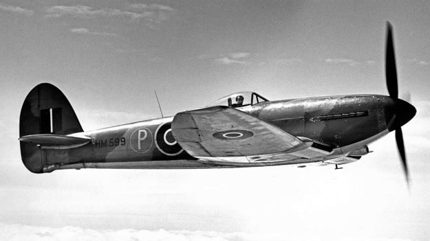 Hawker-Tempest-I-Napier-Sabre-IV