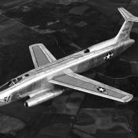 Martin XB-51 Attack Bomber