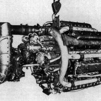 Alfa Romeo 1101 28-Cylinder Aircraft Engine