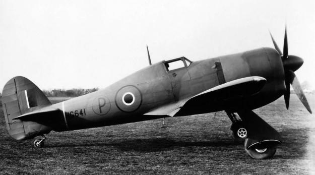 Hawker-Tempest-HG641-rear-mod
