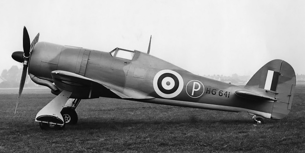 Hawker-Tempest-HG641-side-org
