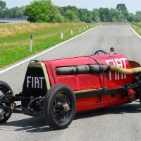 Eldridge FIAT Mephistopheles LSR Car