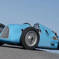 Guidobaldi 1939 Tilting-Body Prototype Racer