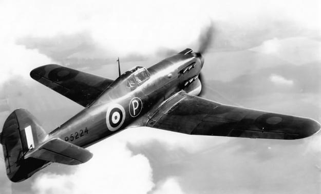 Hawker-Tornado-P5224