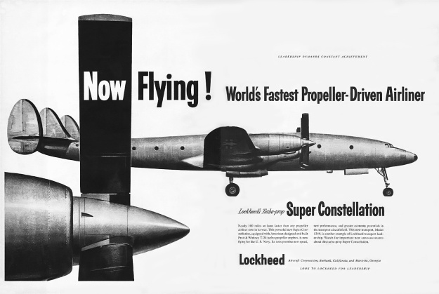 Lockheed-1249-Super-Constellation-ad