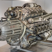 Junkers Jumo 222 Aircraft Engine