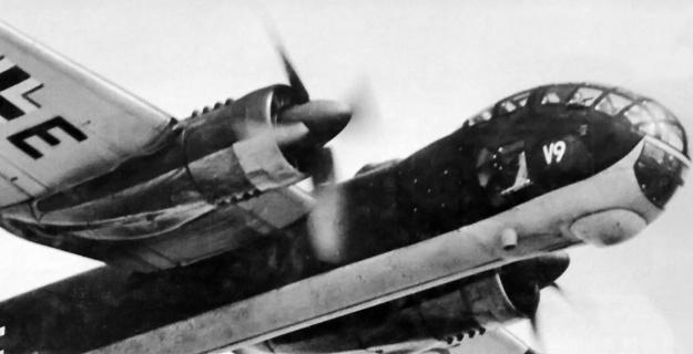 Junkers-Jumo-222-Ju-288-V9