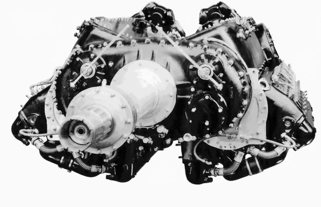 Daimler-Benz-DB-606-engine-front