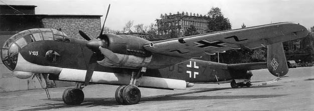 Junkers-Ju-288-C-V103-DB-610