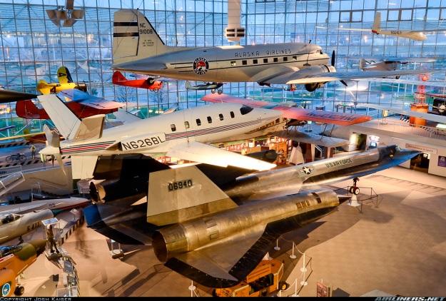 Lear-Fan-E001-Museum-of-Flight---Kaiser
