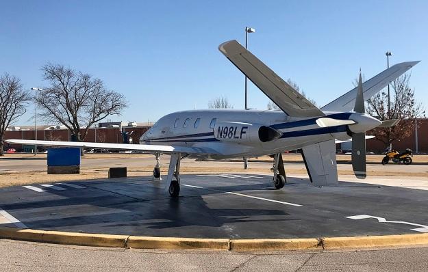 Lear-Fan-E009-FAA-OKC