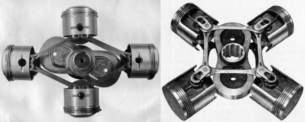 Fairchild-Caminez-447-pistons