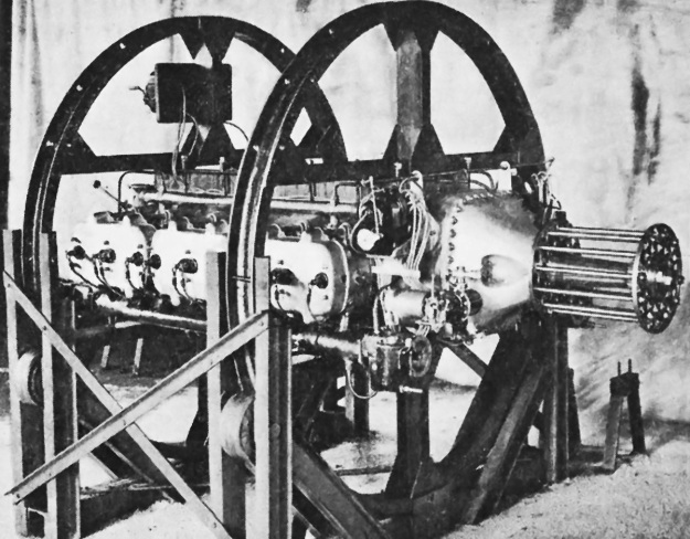 Caffort-12Aa-engine-stand